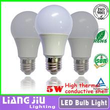 plastic coated aluminum c7 led bulb with CE ROHS