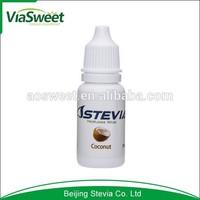 10ml plastic bottle liquid stevia
