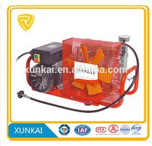 Portable Gas Master Breathing Air Compressor High Pressure Breathing Air/Gas Compressor