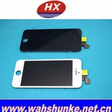 Black White Wholesale China Clone 4.0 inch LCD for iphone 5c , Cell Phone LCD Replacement, China Mobile Phone LCD Manufacturer