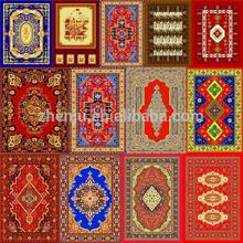 new Printed travel muslim mosque prayer mats
