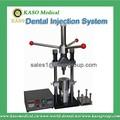 Kaso dental sistema de injeção ks-la21/máquina de prótese flexível/prótese invisível máquina