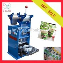 semi automatic juice cup sealer