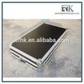 rk ata en aluminium noir personnalisé flight case clavier korg pa2x pro