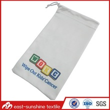 Custom sunglass pouches,microfiber cleaning case,designer microfiber fabric sunglasses holder pouch bag
