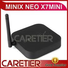 Better than Minix NEO X7 Mini PC Quad Core RK3188 Android 4.2 RAM 2GB ROM 8GB Built-in Camera 2.0 MP WiFi Bluetooth tv box
