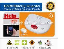GSM Elderly alarm FDL-A10 GSM SMS emergency call SOS communication phone Senior alarm,SMS medic alert