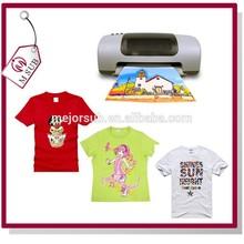 Heat Transfer Dark Vendo T-shirt in A4 Inkjet Paper Pinter Hot Sale