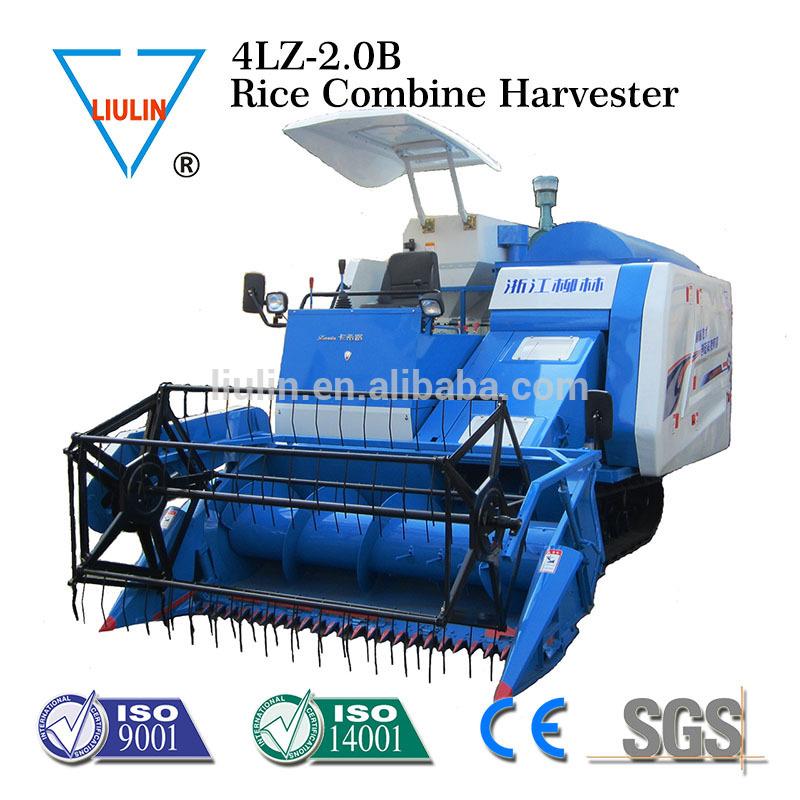 Liulin 4LZ-2.0B new holland combine harvester