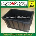 esd antiestático de armazenamento pcb esd caixa