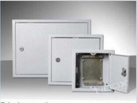 hot-selling metal telephone enclosure mould wall mount distribution box