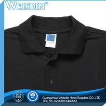 80 grams new style silk/cotton innovative contrast color polo shirt