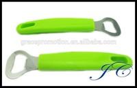 Open your mind!!! Plastic bottle opener with plastic holder