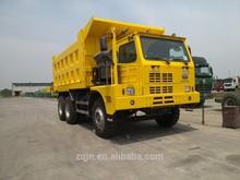 power star truck 70 Tons mining dump truck