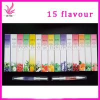 New 15 flavours nail oil pen,fashion nail care oil pen