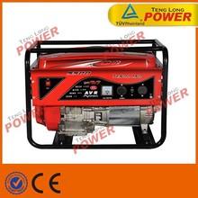 TL5.0GF 15hp 5.5 kw gasoline generator/gasoline generator spare parts for sale