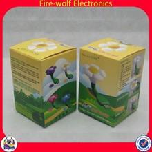 Factory Supplier Car Air Freshener Bottle Flower Shape USB Custom Car Air Freshener With Aroma Freshener
