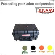 Hard Waterproof IP67 Case with foam Insert,Shockproof Case Arms Case