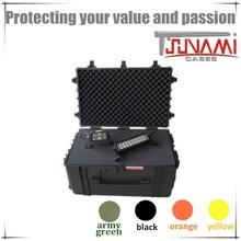 Crushproof plastic heavy duty money transport cases for Audio Equipment (Item 764840)