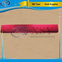 cnc machining/sand blasting/ aluminum anodizing/polishing