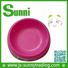 Colorful Feeder Biodegradable Pet Bowl For Animals