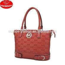 Ms leather handbag leather business bag shoulder bag