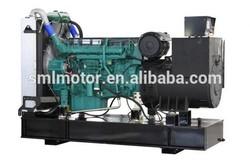 Low Fuel Consumption Volvo Diesel Generator Engine TAD1643GE,500kw/625kva