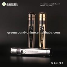 GreenSound mechanical vv 18650 Variable wattage mod gs mod e-cigarette full mech 35w mod