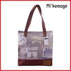 Wholesale retro style fashion PU handbag
