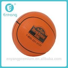 2014 New Product PU Foam Genuine Leather Basketball