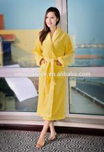 Winter Women Bathrobe,Croal Fleece Pajamas,Sleepwear