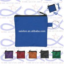 Custom mesh earphone bag / promotional earphone bag