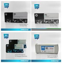 For Inkjet printer HP Designjet 5000/5500 original HP 81 g & g ink cartridge
