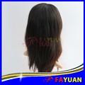 سعر المصنع fayuan جودة أعلى البرازيلي شعرة الإنسان الكامل الدنتلة الباروكات