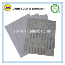 Deerfos 9x11 80 to 800 grit Abrasive Sandpaper Sheet