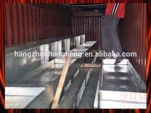 High quality factory price steel frame prefabricated villa modular house