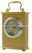 Funny Pretty Wooden Alarm Clock