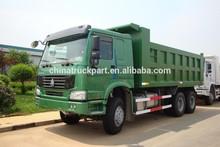SINOTRUK HOWO Dump Truck 6x4 EURO3 HOWO used trucks for sale in united