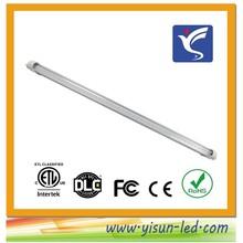 led t-8 lamp, 100-277VAC, 110lm/w, beam angel 120degree