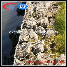 Water Proof PVC/PE Folding Gabion Box Stone Cage
