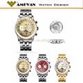 grossista relógios personalizados homem esqueleto mecânica baratos relógios automáticos relógios dos homens