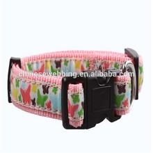 China wholesale 2015 new custom dog collar pet products