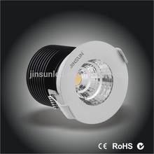 10W led ceiling light SAA CE ROSH citizen/epistar cob