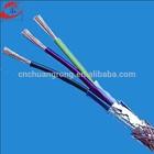 RVVP flexible 3 core 2.5mm shield wire