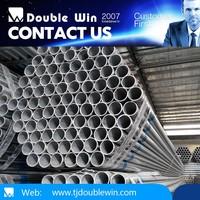 tensile strength galvanized steel pipe,lightweight steel tubing