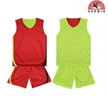 sublimation reversible toddlers basketball jerseys