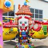 Amusement Park Rides Kids Rids Scarecrow