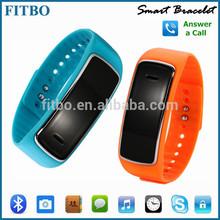 Best Vibration Sync OLED cheap smart watch bluetooth phone
