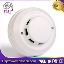 Smoke detector en14604 standard