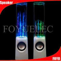 Wireless Water Dancing Bluetooth Speakers With LED Flash Light water dancing speaker mobile mini speaker manual